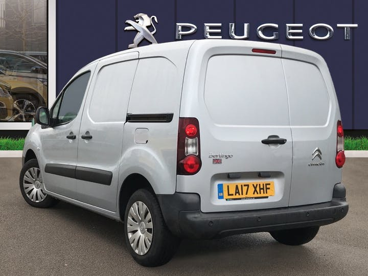 Citroen Berlingo 1.6 Bluehdi 850 Enterprise L1 Panel Van 5dr Diesel Manual (112 G/km, 100 Bhp) | LA17XHF | Photo 2
