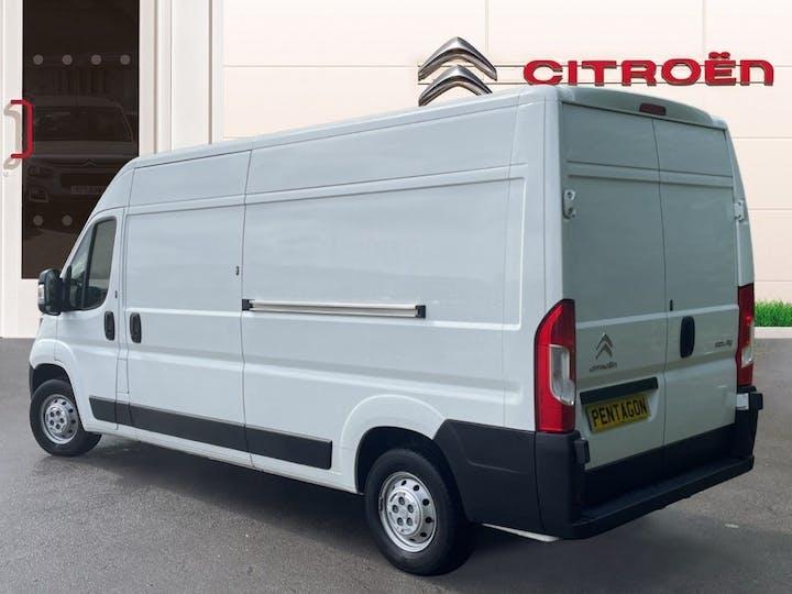 Citroen Relay 2.0 Bluehdi 35 Enterprise Panel Van 5dr Diesel Manual L3 H2 Eu6 (130 Ps) | LF19UKM | Photo 2