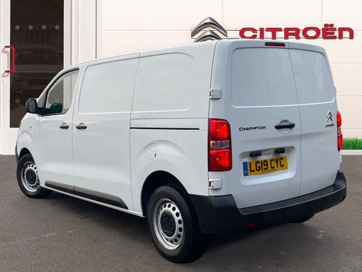 Citroen Dispatch 2.0 Bluehdi 1400 Enterprise M Panel Van 6dr Diesel Manual MWB Eu6 (s/s) (120 Ps) | LG19CYC | Photo 2