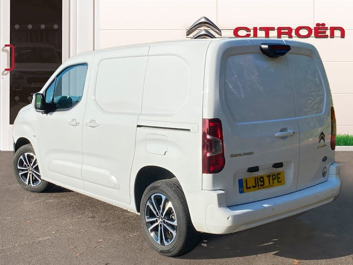 Citroen Berlingo 1.6 Bluehdi 1000 Driver M Panel Van 5dr Diesel Manual SWB Eu6 (s/s) (100 Ps) | LJ19TPE | Photo 2