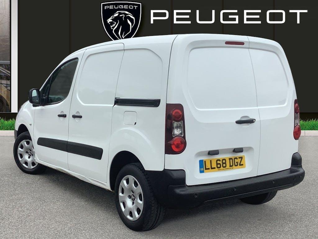 Peugeot Partner Panel Van 3