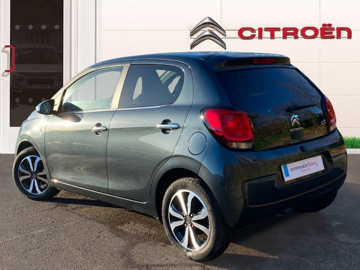 Citroen C1 1.2 Puretech Flair Hatchback 5dr Petrol Manual (82 Ps) | LS67GZO | Photo 2