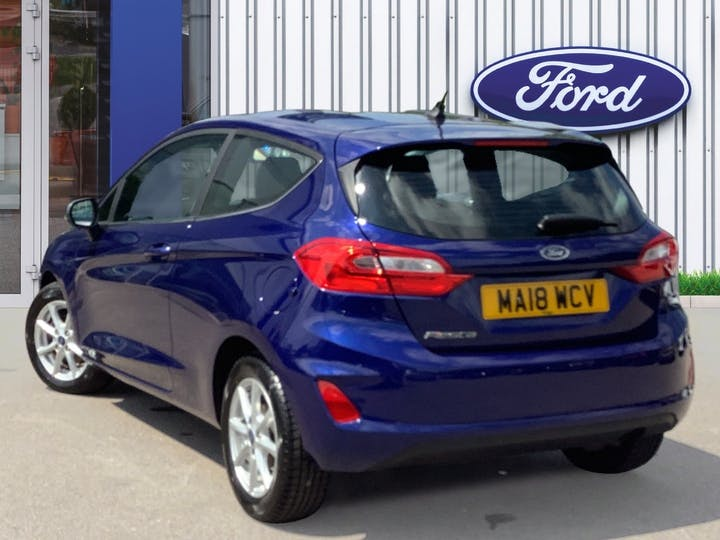 Ford Fiesta 1.1 Ti Vct Zetec Hatchback 3dr Petrol Manual (s/s) (85 Ps)   MA18WCV   Photo 2