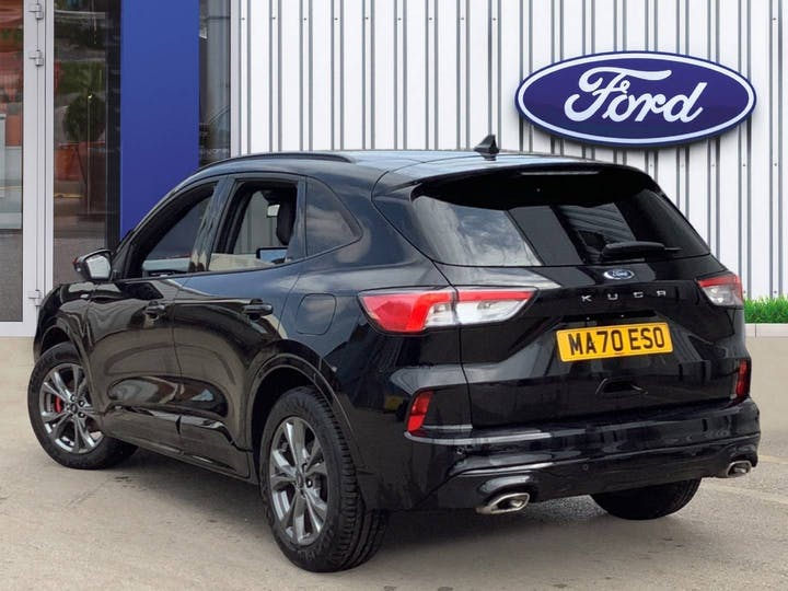Ford Kuga 1.5 Ecoblue St Line SUV 5dr Diesel Manual (s/s) (120 Ps)   MA70ESO   Photo 2