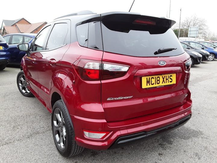 Ford EcoSport 1.0t Ecoboost St Line SUV 5dr Petrol Manual (s/s) (140 Ps) | MC18XHS | Photo 2