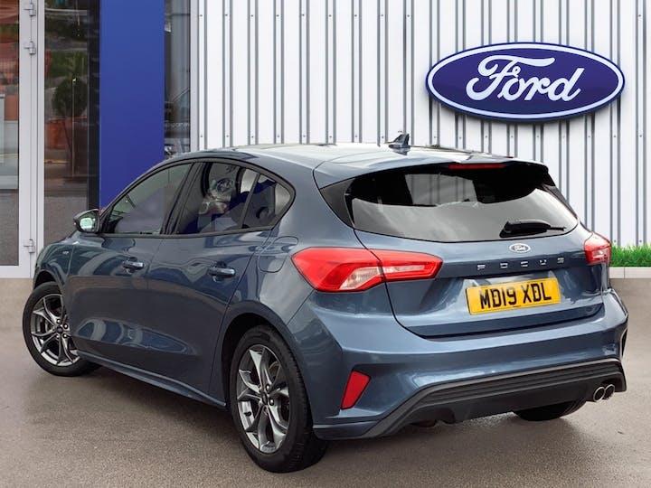 Ford Focus 1.0t Ecoboost St Line Hatchback 5dr Petrol Manual (s/s) (125 Ps) | MD19XDL | Photo 2
