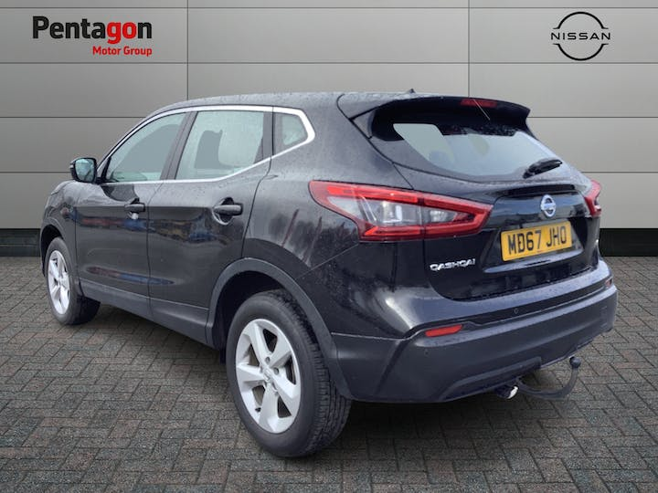 Nissan Qashqai 1.5 DCi Acenta SUV 5dr Diesel Manual (s/s) (110 Ps) | MD67JHO | Photo 2