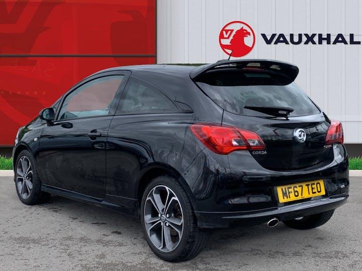 Vauxhall Corsa 1.4i Turbo Black Edition Hatchback 3dr Petrol (s/s) (150 Ps) | MF67TEO | Photo 2