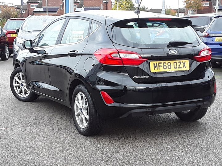 Ford Fiesta 1.1 Ti Vct Zetec Hatchback 5dr Petrol Manual (s/s) (85 Ps) | MF68OZX | Photo 2