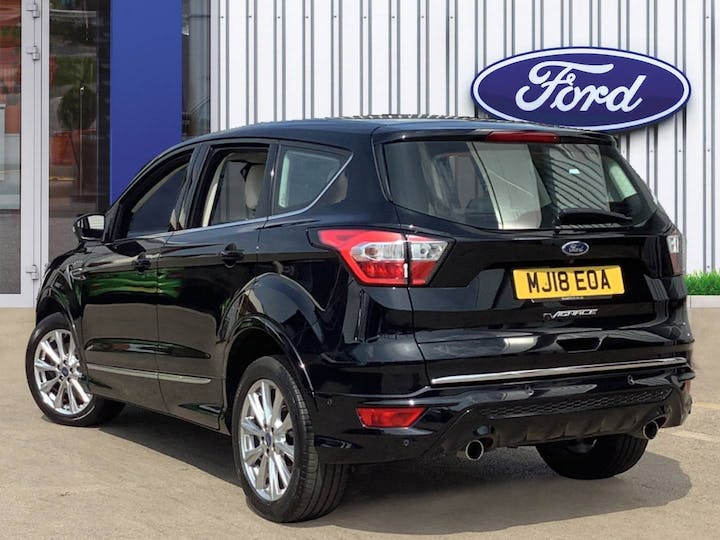 Ford Kuga 2.0 TDCi Ecoblue Vignale SUV 5dr Diesel Manual (s/s) (150 Ps)   MJ18EOA   Photo 2