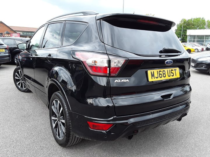 Ford Kuga 1.5 TDCi St Line SUV 5dr Diesel Manual (s/s) (120 Ps) | MJ68UST | Photo 2