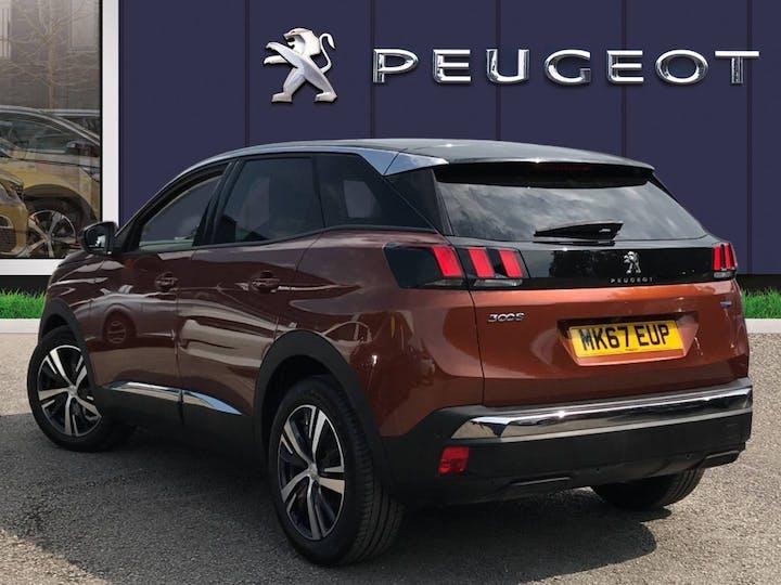 Peugeot 3008 1.2 Puretech Allure SUV 5dr Petrol Eat (s/s) (130 Ps) | MK67EUP | Photo 2