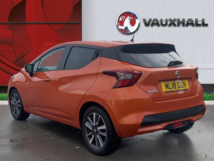 Nissan Micra 0.9 Ig T Acenta Limited Edition Hatchback 5dr Petrol Manual (s/s) (90 Ps) | ML18DZH | Photo 2