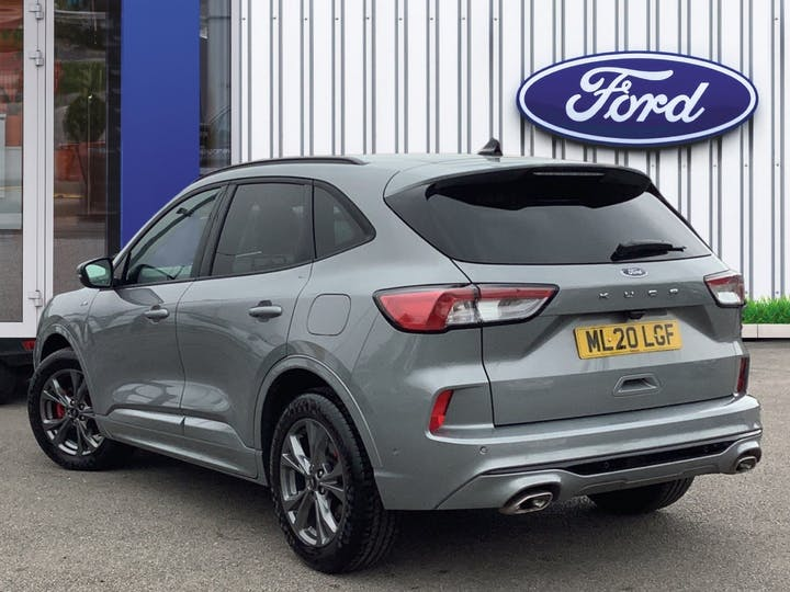 Ford Kuga 1.5 Ecoblue St Line First Edition SUV 5dr Diesel Manual (s/s) (120 Ps) | ML20LGF | Photo 2