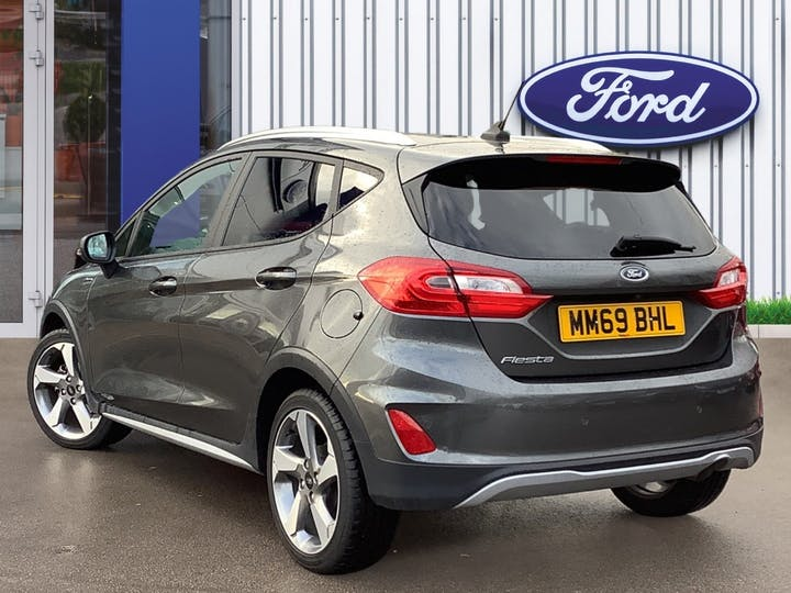 Ford Fiesta 1.0 100PS Active X 5dr | MM69BHL | Photo 2