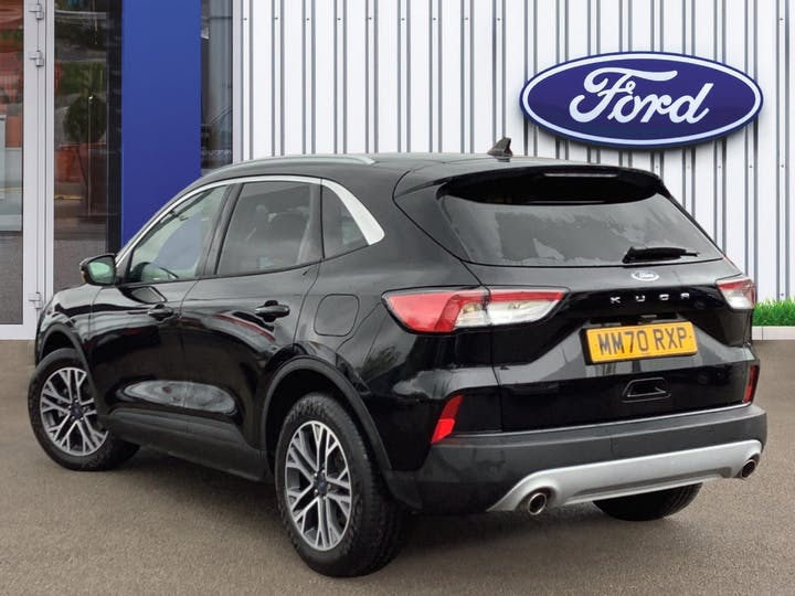 Ford Kuga 1.5 Ecoblue Titanium Edition SUV 5dr Diesel Manual (s/s) (120 Ps) | MM70RXP | Photo 2