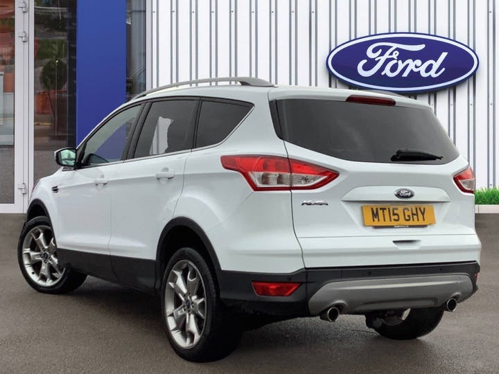 Ford Kuga 2.0 TDCi Titanium SUV 5dr Diesel Manual (122 G/km, 148 Bhp) | MT15GHY | Photo 2