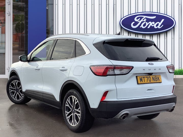 Ford Kuga 1.5t Ecoboost Titanium First Edition SUV 5dr Petrol Manual (s/s) (150 Ps) | MT70NBK | Photo 2