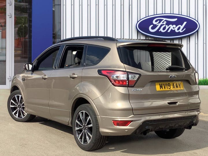 Ford Kuga 1.5 TDCi St Line SUV 5dr Diesel Manual (s/s) (120 Ps) | MV19AAY | Photo 2
