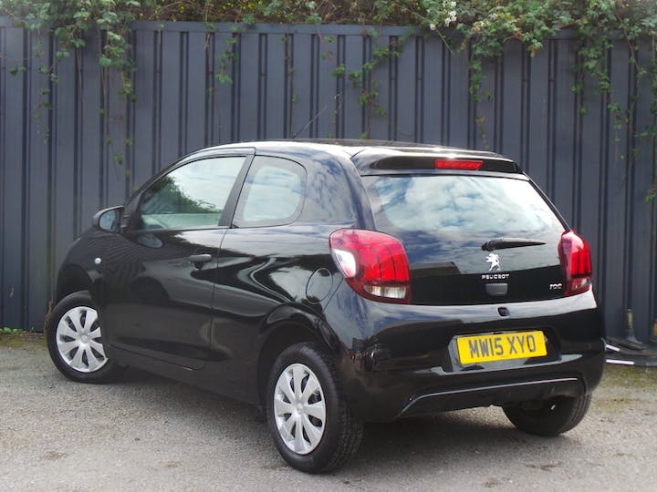 Peugeot 108 1.0 Access 3dr   MW15XYO   Photo 2
