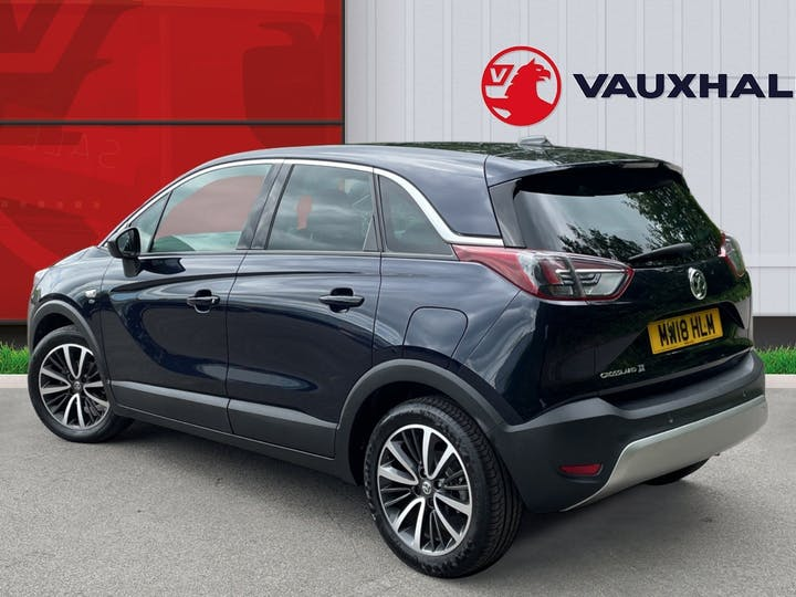 Vauxhall Crossland X 1.2 Elite SUV 5dr Petrol Manual (81 Ps)   MW18HLM   Photo 2