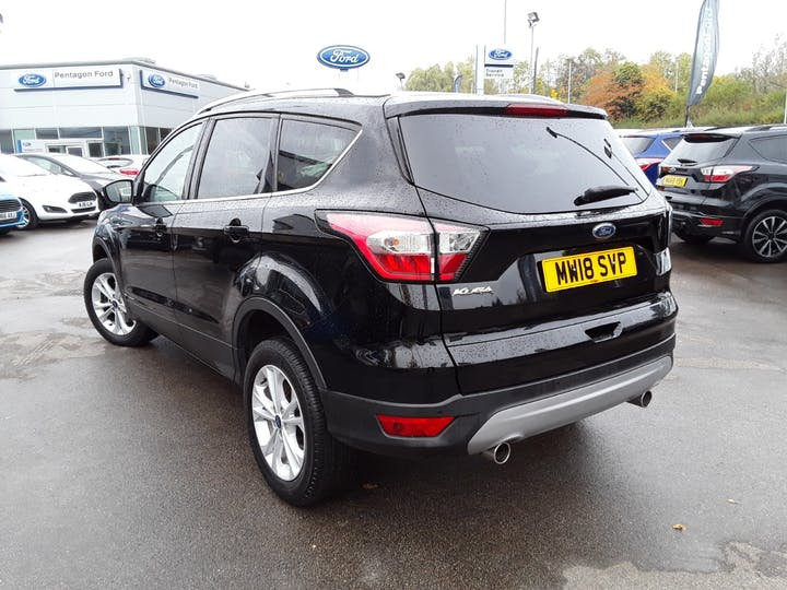 Ford Kuga 1.5 TDCi Titanium 5dr 2wd | MW18SVP | Photo 2