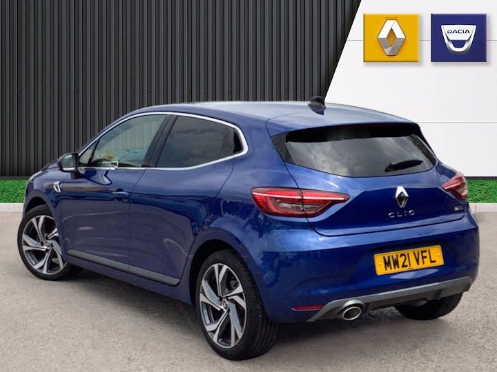 Renault Clio 1.0 Tce RS Line Hatchback 5dr Petrol Manual (s/s) (90 Ps) | MW21VFL | Photo 2