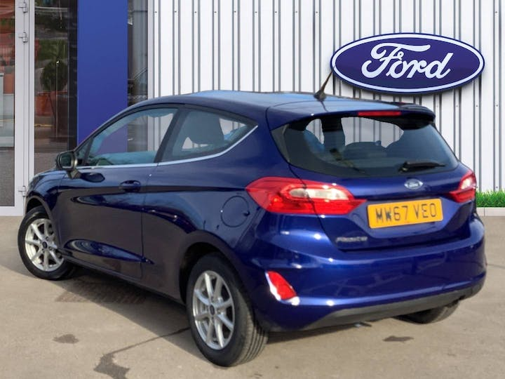 Ford Fiesta 1.1 Ti Vct Zetec Hatchback 3dr Petrol Manual (s/s) (85 Ps) | MW67VEO | Photo 2