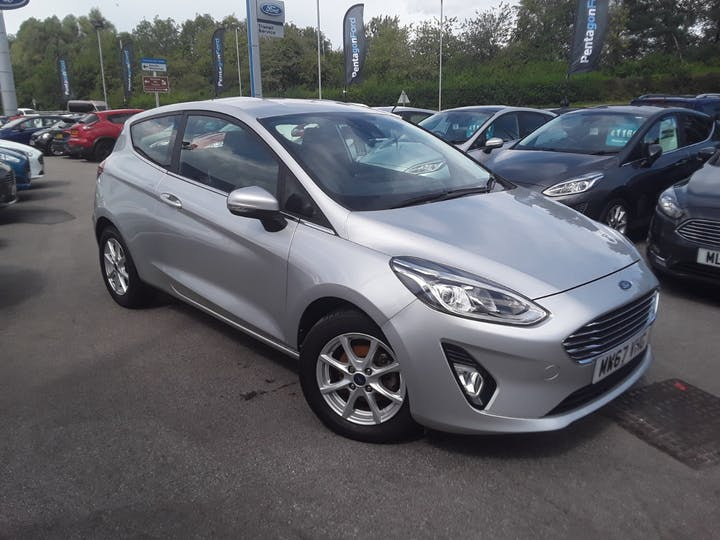 Ford Fiesta 1.1 Ti Vct Zetec Hatchback 3dr Petrol Manual (s/s) (85 Ps) | MW67VHG | Photo 2