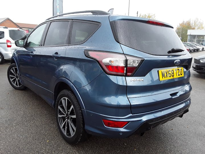 Ford Kuga 1.5 TDCi St Line SUV 5dr Diesel Manual (s/s) (120 Ps) | MX68TZO | Photo 2
