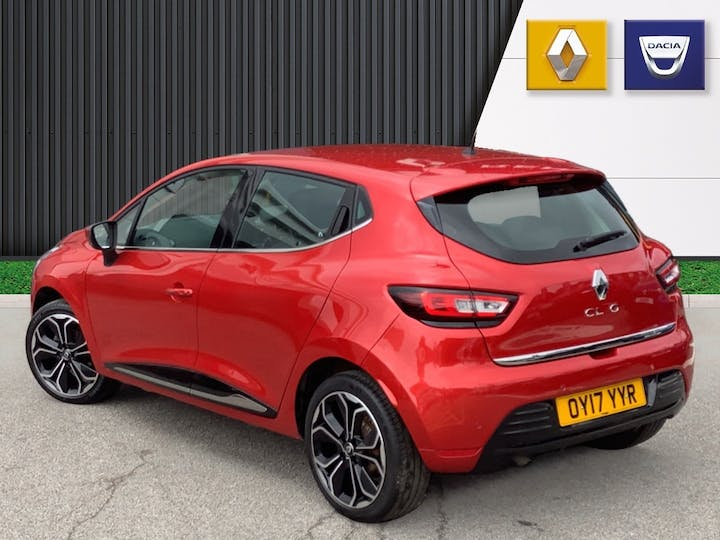 Renault Clio 0.9 Tce Dynamique S Nav Hatchback 5dr Petrol (s/s) (90 Ps) | OY17YYR | Photo 2