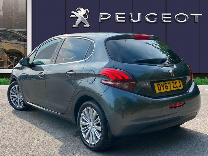 Peugeot 208 1.2 Puretech Allure Hatchback 5dr Petrol (82 Ps) | OY67ZCJ | Photo 2