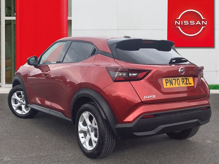 Nissan Juke 1.0 Dig T N Connecta SUV 5dr Petrol Dct Auto (s/s) (114 Ps)   PN70RZL   Photo 2