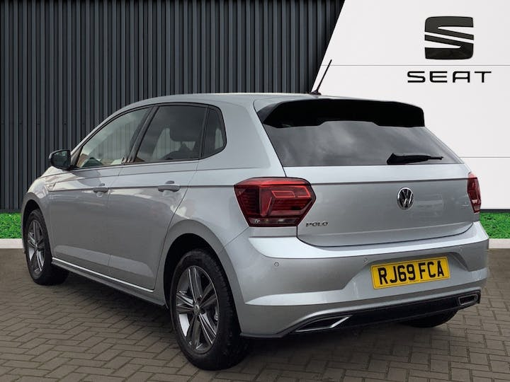 Volkswagen Polo 1.0 Tsi R Line Hatchback 5dr Petrol Manual (s/s) (115 Ps) | RJ69FCA | Photo 2