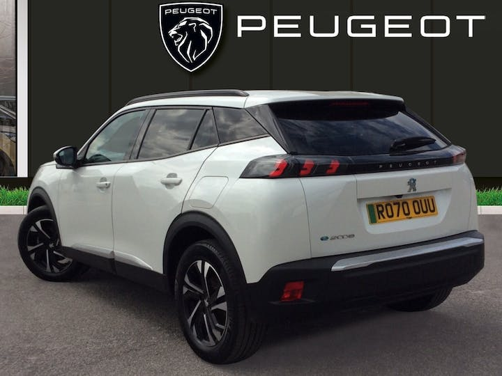 Peugeot 2008 50kwh Allure SUV 5dr Electric Auto (136 Ps) | RO70OUU | Photo 2