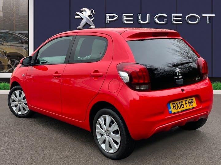 Peugeot 108 1.0 VTi Active Hatchback 5dr Petrol (68 Ps) | RX16FHP | Photo 2