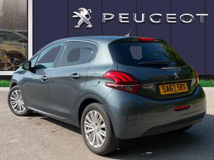 Peugeot 208 1.2 Puretech Allure Hatchback 5dr Petrol (82 Ps)   SA67SRV   Photo 2