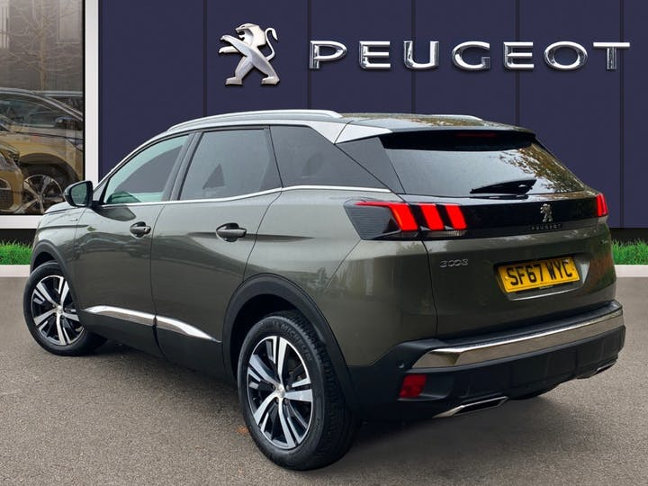 Peugeot 3008 1.6 Bluehdi GT Line SUV 5dr Diesel (s/s) (120 Ps) | SF67WYC | Photo 2