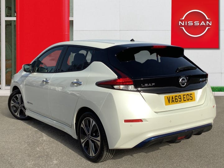 Nissan Leaf 40kwh Tekna Hatchback 5dr Electric Auto (150 Ps) | VA69EOS | Photo 2