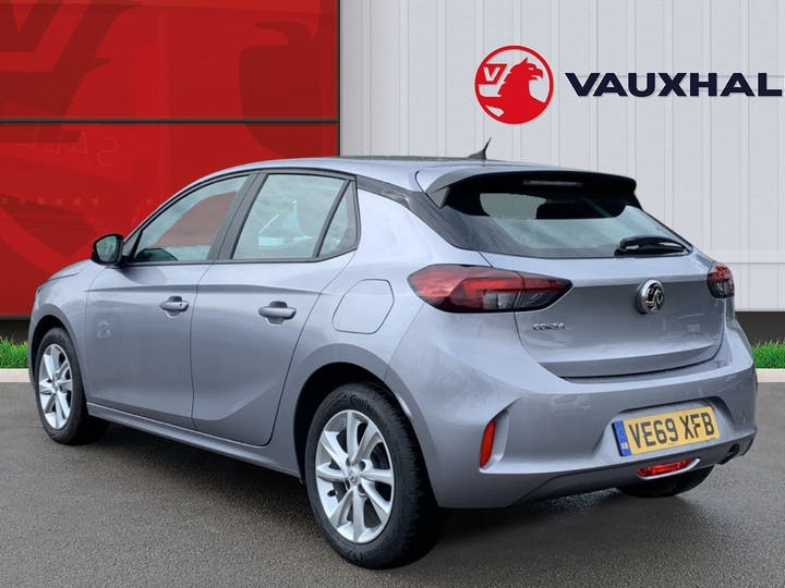 Vauxhall Corsa 1.2 SE Hatchback 5dr Petrol Manual (75 Ps) | VE69XFB | Photo 2