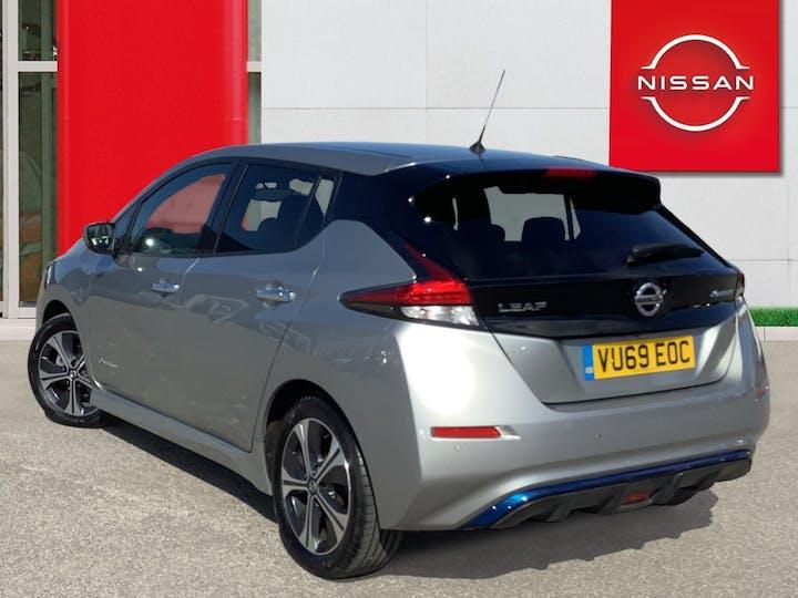 Nissan Leaf 40kwh N Connecta Hatchback 5dr Electric Auto (150 Ps) | VU69EOC | Photo 2