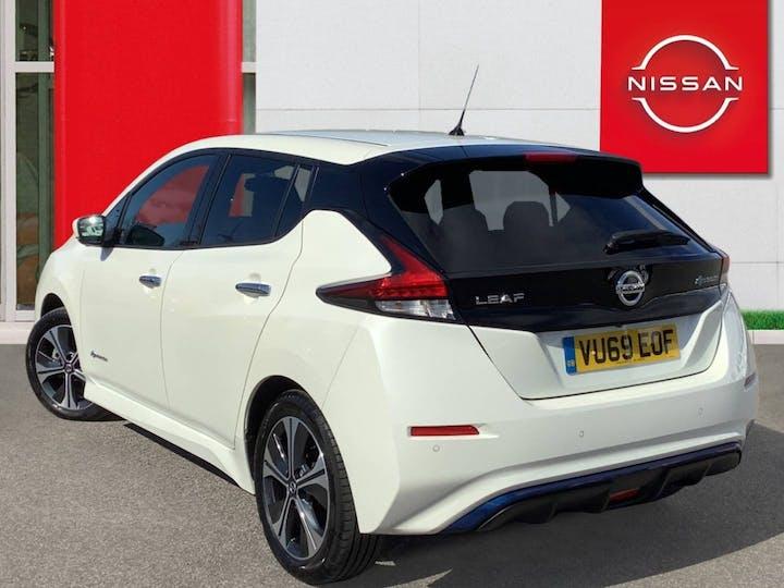 Nissan Leaf 40kwh N Connecta Hatchback 5dr Electric Auto (150 Ps) | VU69EOF | Photo 2
