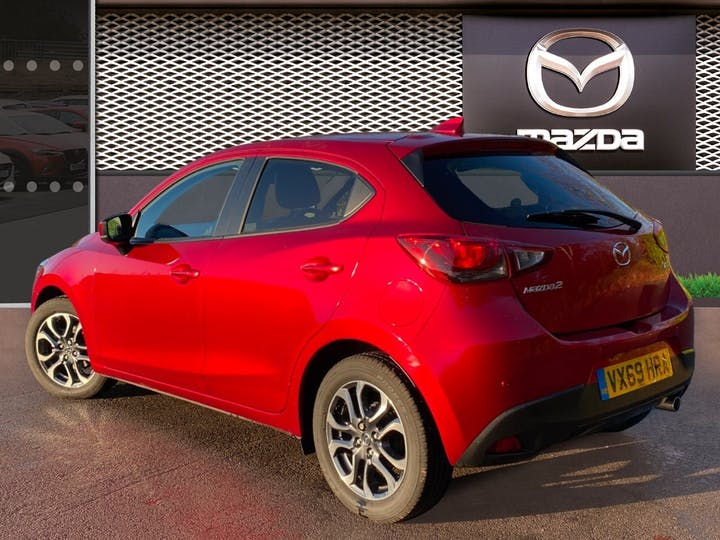 Mazda Mazda2 1.5 Skyactiv G Sport Nav+ Hatchback 5dr Petrol Auto (s/s) (90 Ps) | VX69HRA | Photo 2