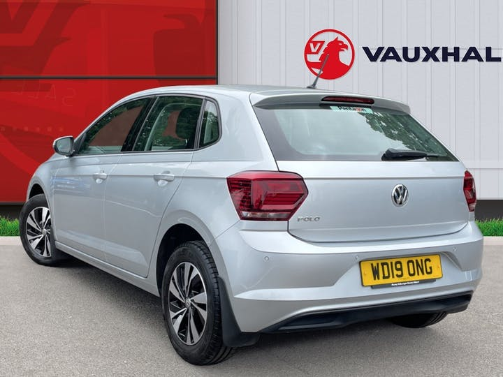 Volkswagen Polo 1.0 Tsi SE Hatchback 5dr Petrol Manual (s/s) (95 Ps)   WD19ONG   Photo 2