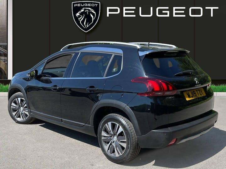 Peugeot 2008 1.2 Puretech Allure Premium SUV 5dr Petrol (s/s) (82 Ps)   WJ19TZY   Photo 2