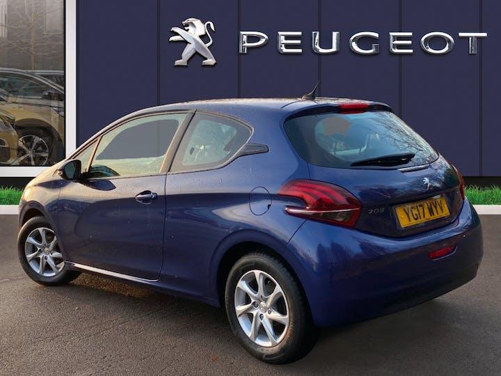 Peugeot 208 1.2 Puretech Active Hatchback 3dr Petrol (82 Ps) | YG17WYV | Photo 2
