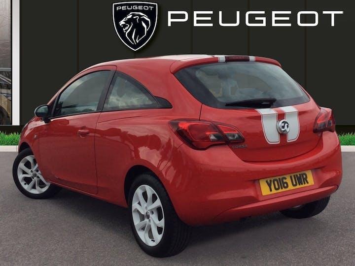 Vauxhall Corsa 1.4i Ecoflex Sting Hatchback 3dr Petrol (75 Ps)   YO16UWR   Photo 2