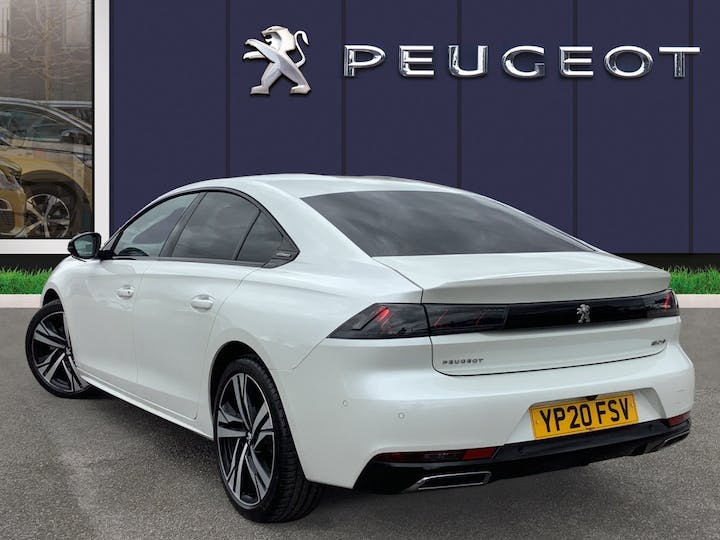 Peugeot 508 1.5 Bluehdi GT Line Fastback 5dr Diesel Manual (s/s) (130 Ps) | YP20FSV | Photo 2