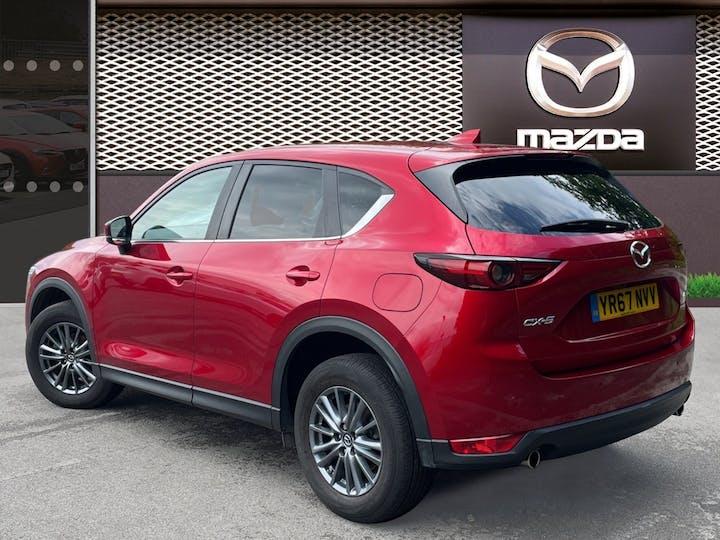 Mazda CX-5 2.2 Skyactiv D SE L Nav SUV 5dr Diesel (s/s) (150 Ps)   YR67NVV   Photo 2
