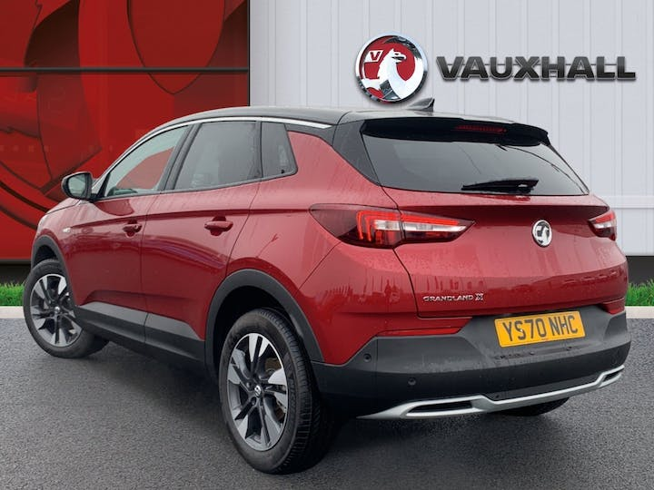 Vauxhall Grandland X 1.5 Turbo D Griffin SUV 5dr Diesel Manual (s/s) (130 Ps) | YS70NHC | Photo 2